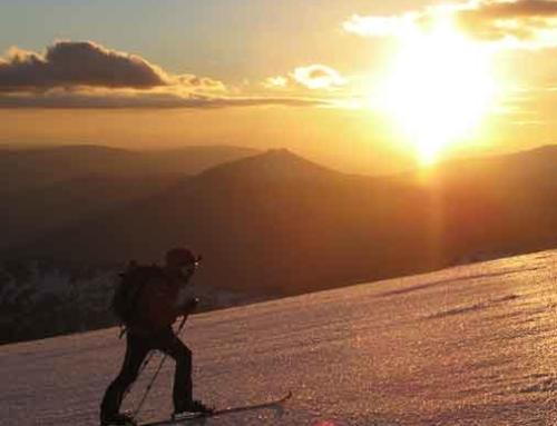 GUADARRAMA: Rutas de Esquí de Montaña