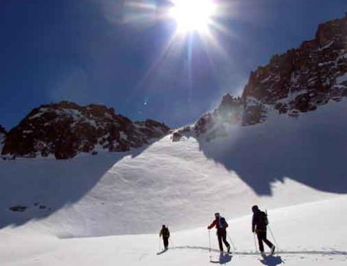 Esquí de Montaña Iniciación en Guadarrama (2 días)