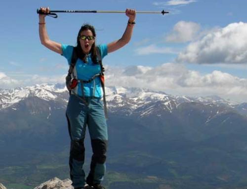 Cursos de montañismo a la carta.