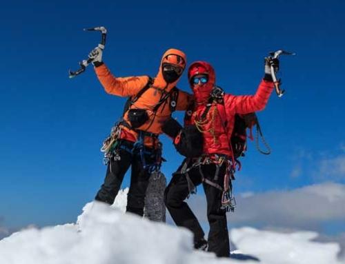 Curso de Alpinismo Completo de 5 días
