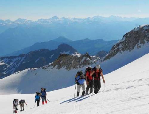 PIRINEOS: Doblete Aneto – Pico de Alba con esquís