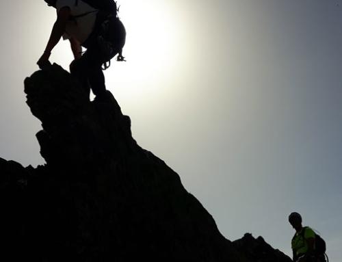 Curso de Alpinismo Estival y Crestas