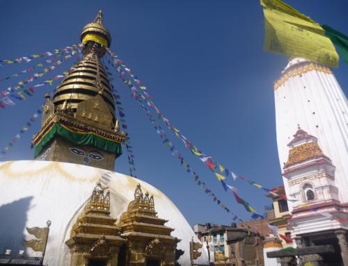 NEPAL. Trekking del campo base del Everest.