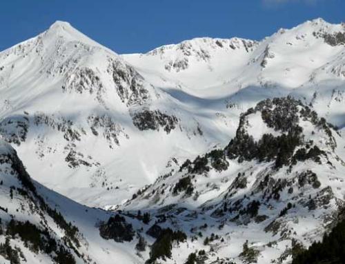 PIRINEOS: Alta Ruta Posets – Perdiguero con esquís