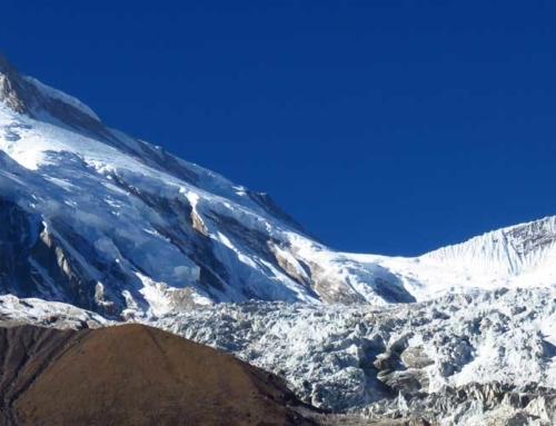 NEPAL: Trekking del Manaslu + Pisang Peak (6090 mts)