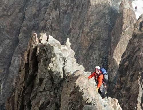 Curso Avanzado de Alpinismo Estival y Crestas