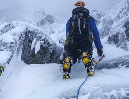 Curso de Alpinismo Avanzado