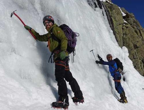 Alpinismo Iniciación en Guadarrama (2 días)