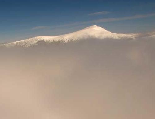 GUADARRAMA: ascensiones invernales a sus cimas