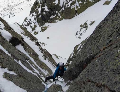 Alpinismo Avanzado en Gredos (3 días)