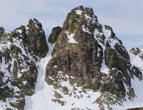 GREDOS: Pico Almanzor, rutas normales