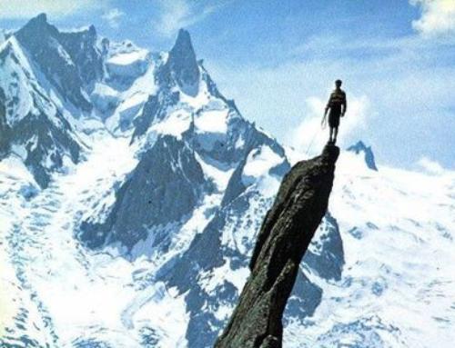 La montaña no es un parque de atracciones y no debemos llamarla así: