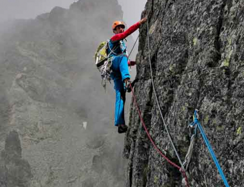 Grandes Clásicas de Roca en Alta Montaña