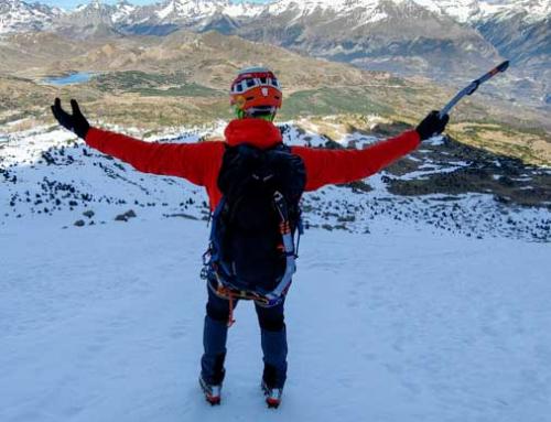 Alpinismo Iniciación en Pirineos o Montaña Palentina (2 ó 3 días)