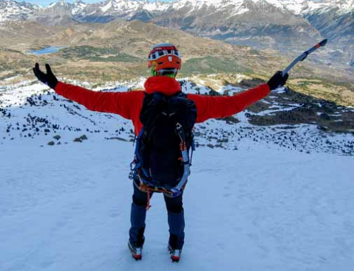 VALLE DE TENA: fin de semana de Alpinismo a la Carta